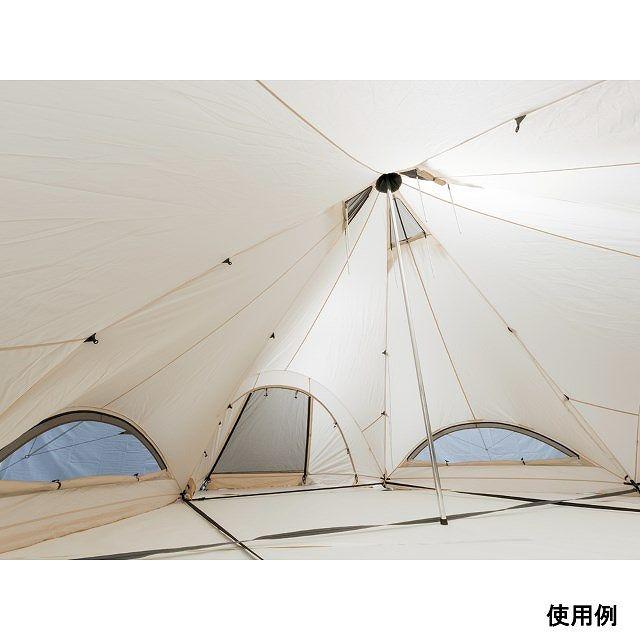 スノーピーク スピアヘッド Pro.M (0589011117) キャンプ タープテント(TP-455) snowpeak 熱中症対策グッズ