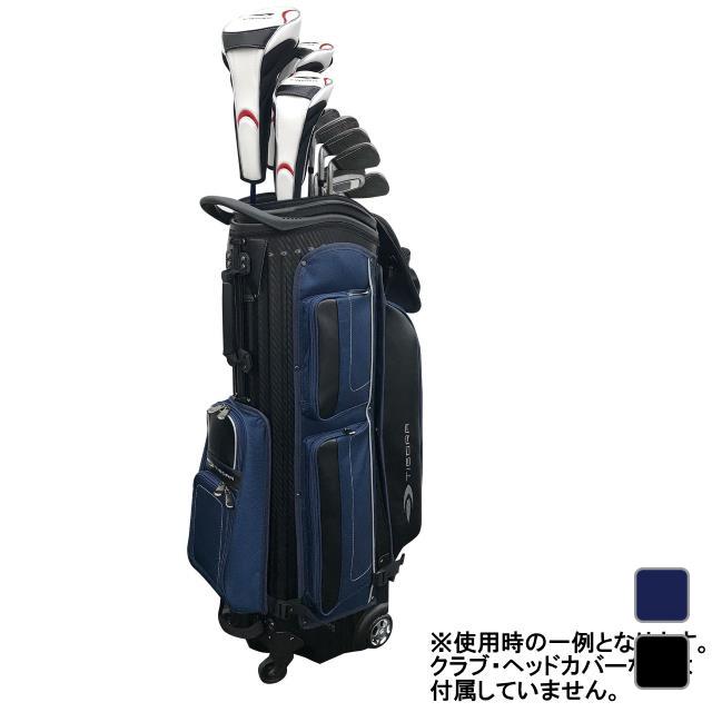 ティゴラ (TR-0B1136CTCB) メンズ ゴルフ キャディバッグ TIGORA