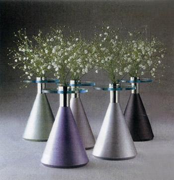 おしゃれな花瓶 FLOWER VASE QF02 佐藤康三作