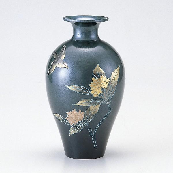 花瓶/蘭「花鳥」101-57