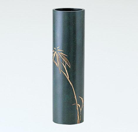 花瓶/丸寸胴「竹」107-55