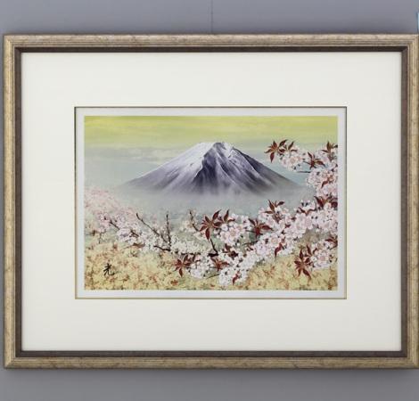 「黎明(桜)」北 光修 作