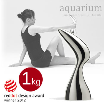 とってもおしゃれな女性用ダンベル/1.0kg aquarium[アクアリウム] レディース【Reddot受賞】
