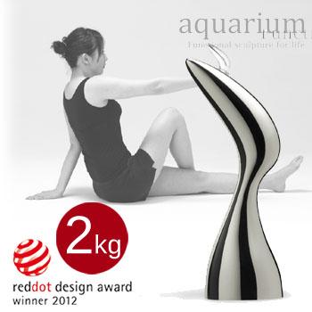 とってもおしゃれな女性用ダンベル/2.0kg aquarium[アクアリウム] レディース【Reddot受賞】