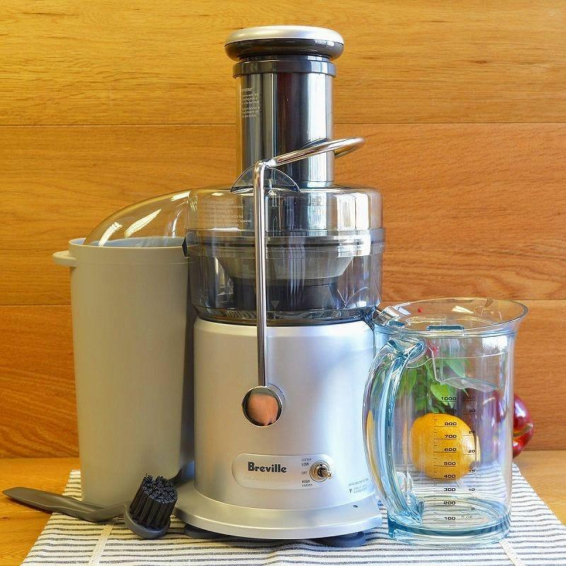 ブレビルジューサー ジュース ファウンテン プラス Breville Juice Fountain Plus JE98XL 家電