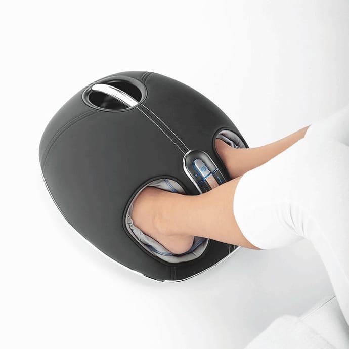 フットマッサージャー マッサージ マッサージ器 あったかヒートシンク付指圧 Shiatsu Foot Massager with Heat 家電