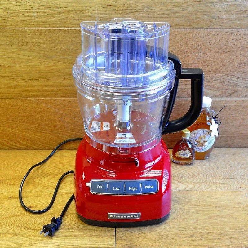 キッチンエイド フードプロセッサー 13カップ 3LKitchenAid Food Processor 家電