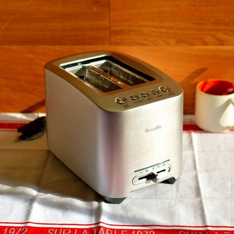 ブレビル スマート トースター Breville Die-Cast Smart Toaster BTA820XL/BTA840XL 家電