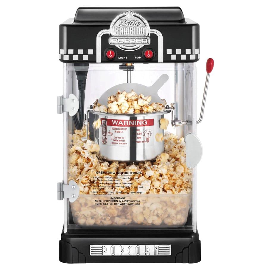 グレートノーザン ポップコーンメーカー Great Northern Popcorn 6072 Little Bambino Retro Style Popcorn Popper 家電