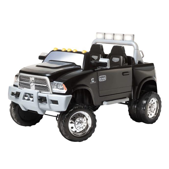 【組立要】キッドトラックス ラム 電動自動車 12Vバッテリー付 電気自動車 電動カー Kid Trax Ram 12-Volt Battery-Powered Ride-On
