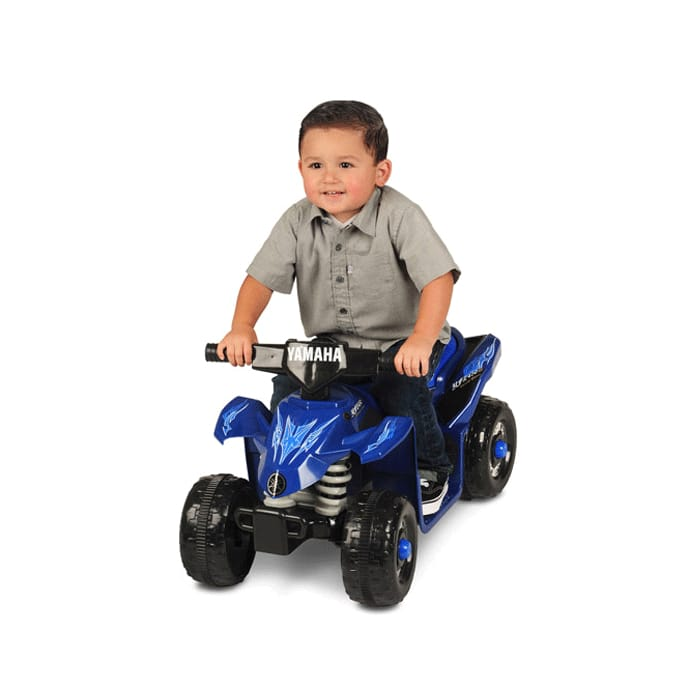 ヤマハ ATV 電動自動車 6Vバッテリー付 対象年齢1~4才 電気自動車 電動カー Yamaha ATV 6-Volt Battery-Powered Ride