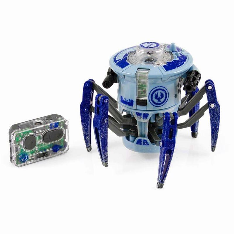 ヘックスバグ スパイダー ブルー HEXBUG Battle Spider Blue