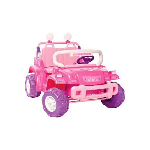 キッドモーターズ サーファーガール 12Vバッテリー付 電動カー Kid Motorz Surfer Girl 12-Volt Battery-Powered Ride-On