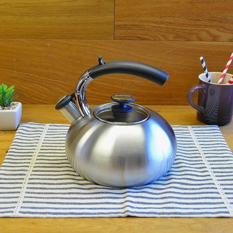 クイジナート 2L 笛吹きケトル ヤカン Cuisinart Prodigy 2 Qt. Tea Kettle CTK-SS15