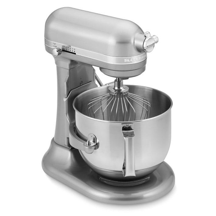 Kitchen Aid Stands Mixer 6 9l Large Capacity Kitchenaid Ksm7586 7 Quart Pro Line Stand