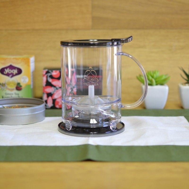パーフェクティー ティーメーカー 紅茶 緑茶 473ml Teavana PerfecTea Tea Maker 16oz