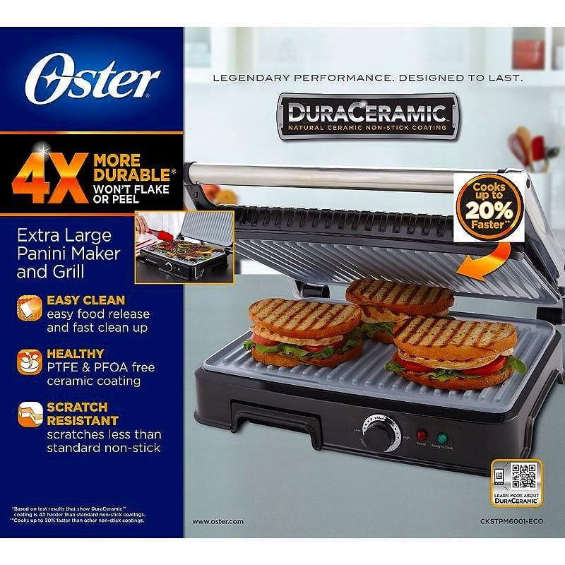 Alphaespace USA | Rakuten Global Market: Oster extra Large Panini ...