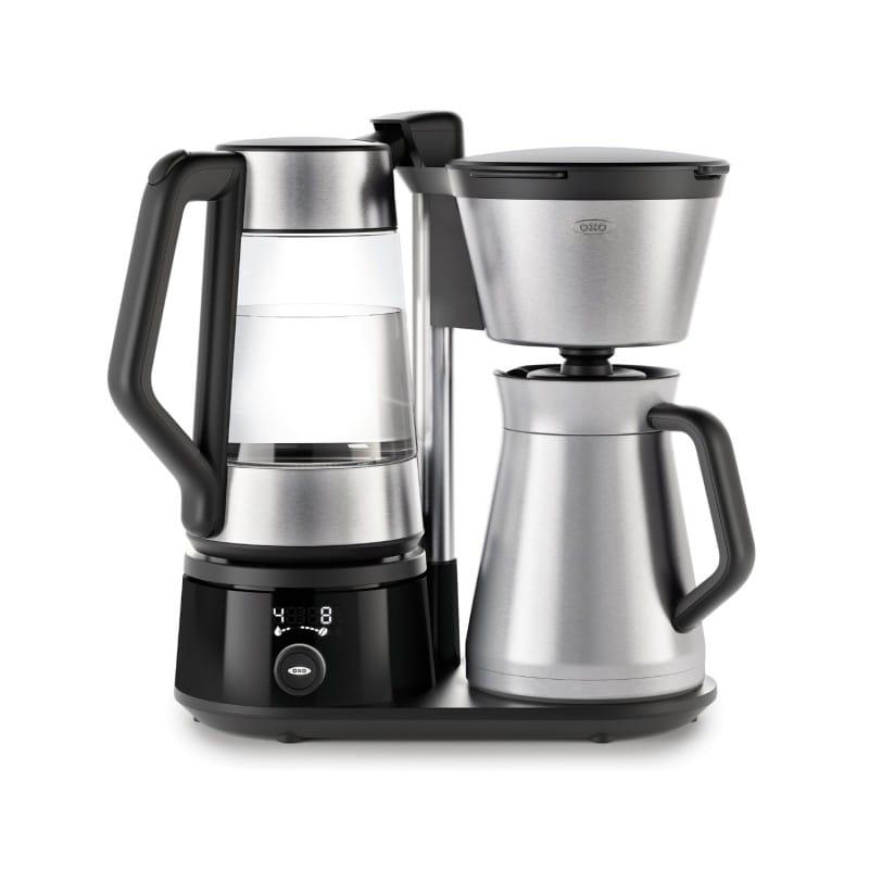 オクソ 電気ケトル付コーヒーメーカー 12カップ OXO On Barista Brain 12-Cup Coffee Brewing System 家電