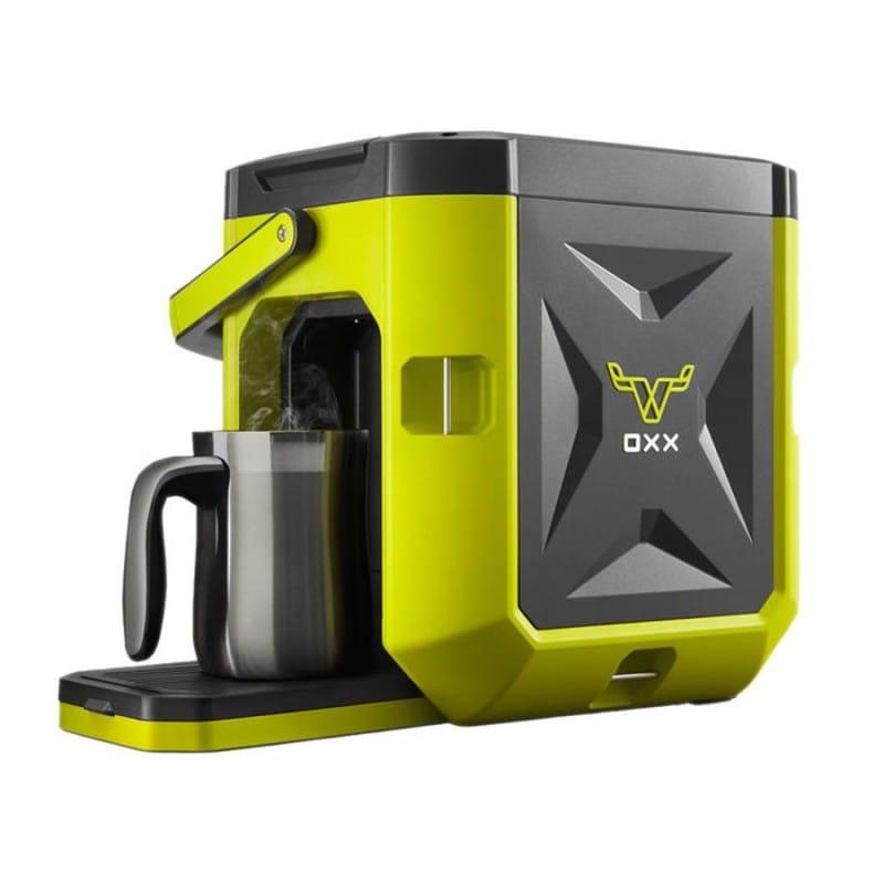 コーヒーボックス コーヒーメーカー COFFEEBOXX Single Serve Portable Coffee Maker by OXX 家電