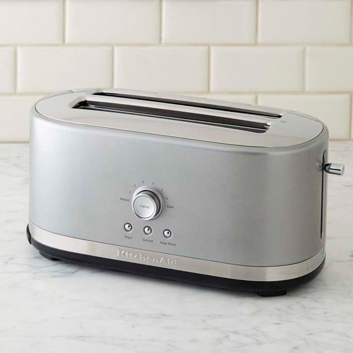 キッチンエイド 4枚焼 トースターKitchenAid 4-Slice Toaster 家電