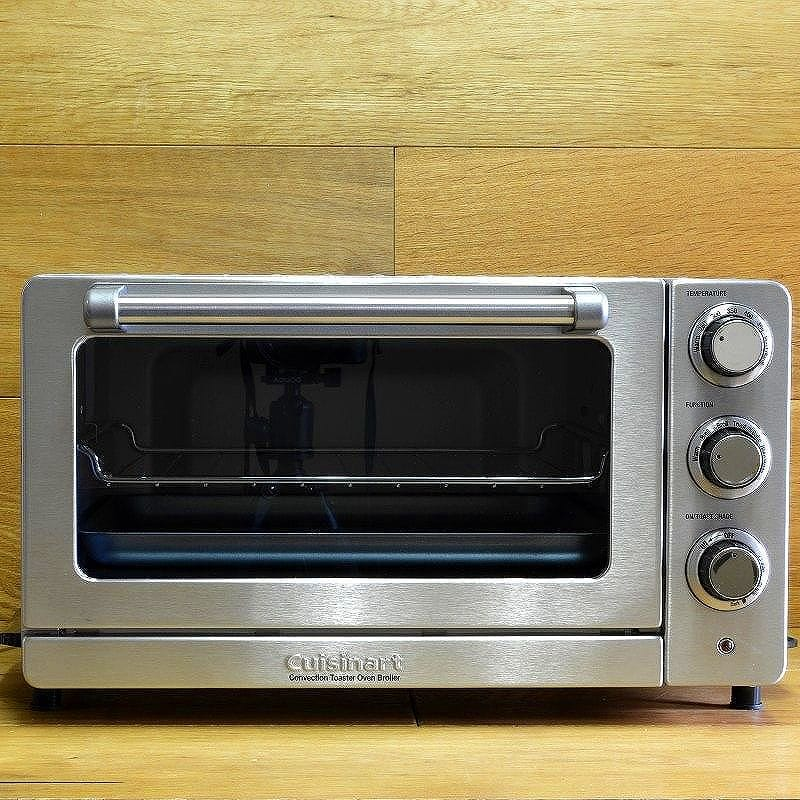 クイジナート コンべクション トースター オーブン Cuisinart TOB-60N1 Toaster Oven Broiler with Convection 家電