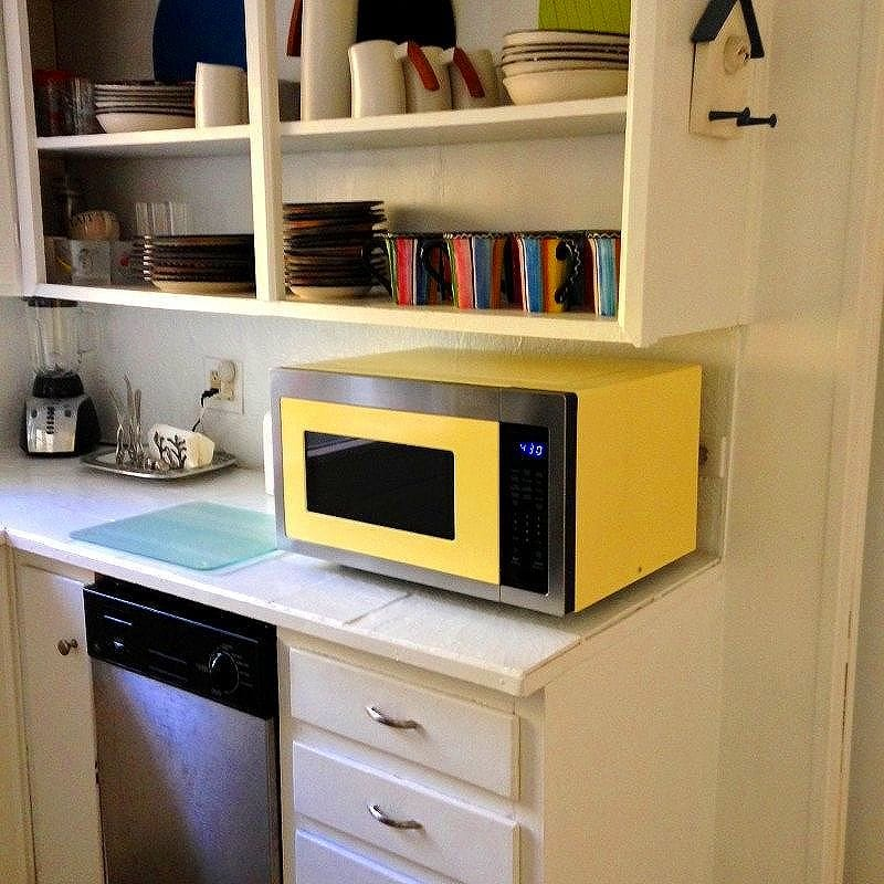 Yellow Microwave Oven Bestmicrowave