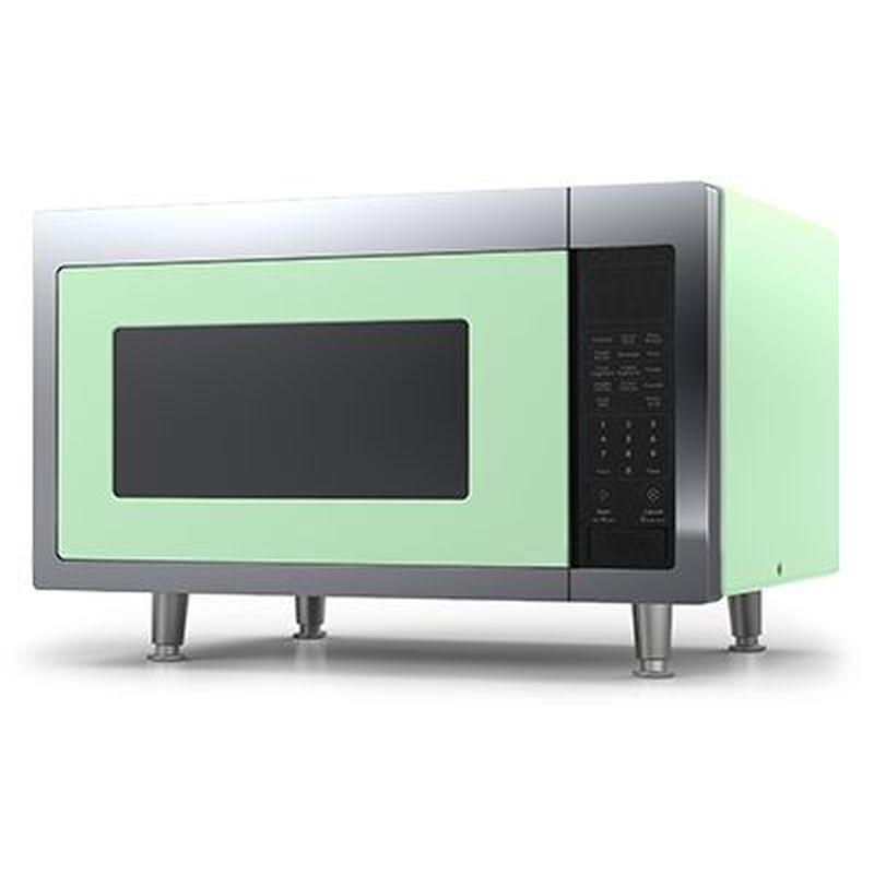 ビックチリ レトロ電子レンジ ジェダイトグリーン Big Chill Retro Microwave Jadite Green【日本語説明書付】 家電