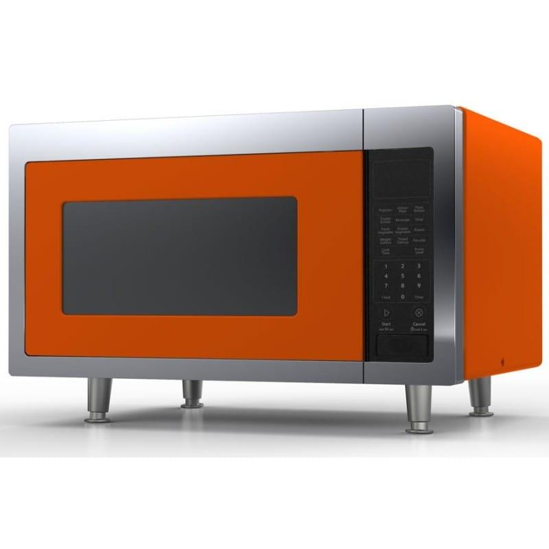 ビックチリ レトロ電子レンジ オレンジ Big Chill Retro Microwave Orange【日本語説明書付】 家電