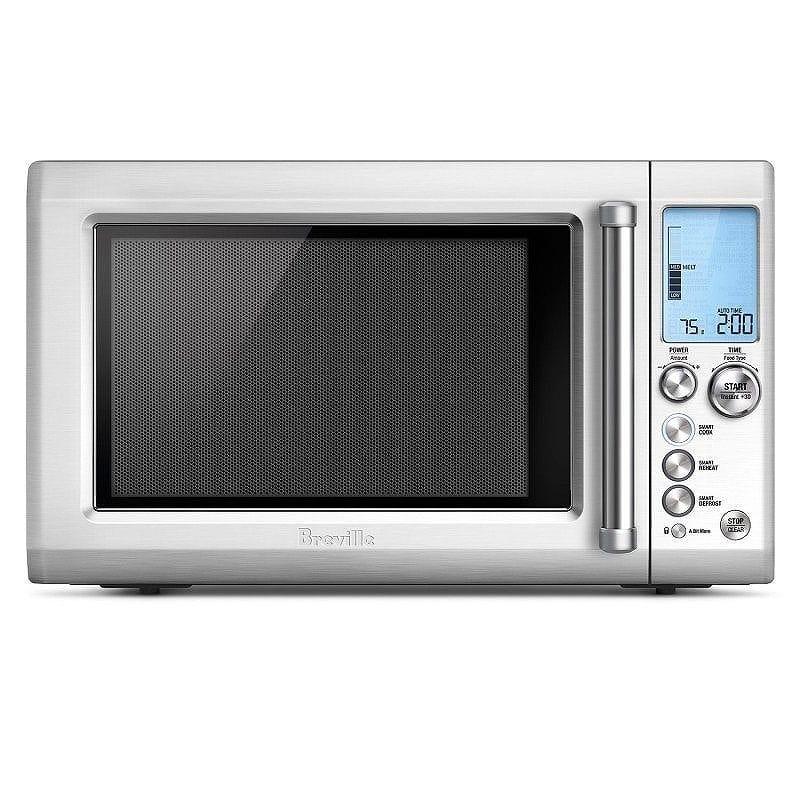 【30日間返金保証】【送料無料】【最大3年保証】 ブレビル 電子レンジ Breville BMO734XL Microwave Oven 家電