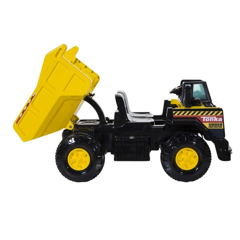 Electric Car 12v Battery Tonka Dump Truck 8801 96 For The Child