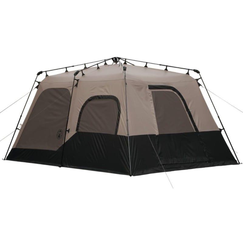 コールマン 8人用 インスタント テント 8-Person 4.2mX3m Coleman 8-Person Coleman Instant Tent (14'x10') (14'x10'), ホンジョウムラ:47a2a057 --- moritano.net