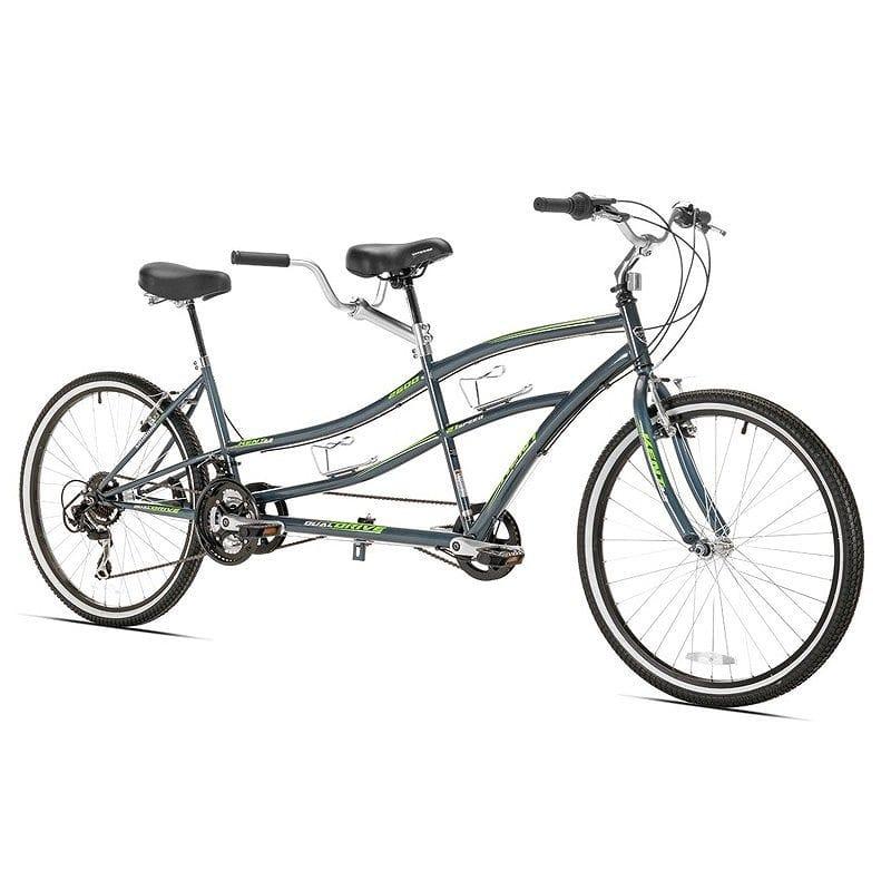 タンデム 二人乗り自転車 ケント デュアルドライブ Kent Dual Drive Tandem Comfort Bike 42658【代引不可】【組立要】