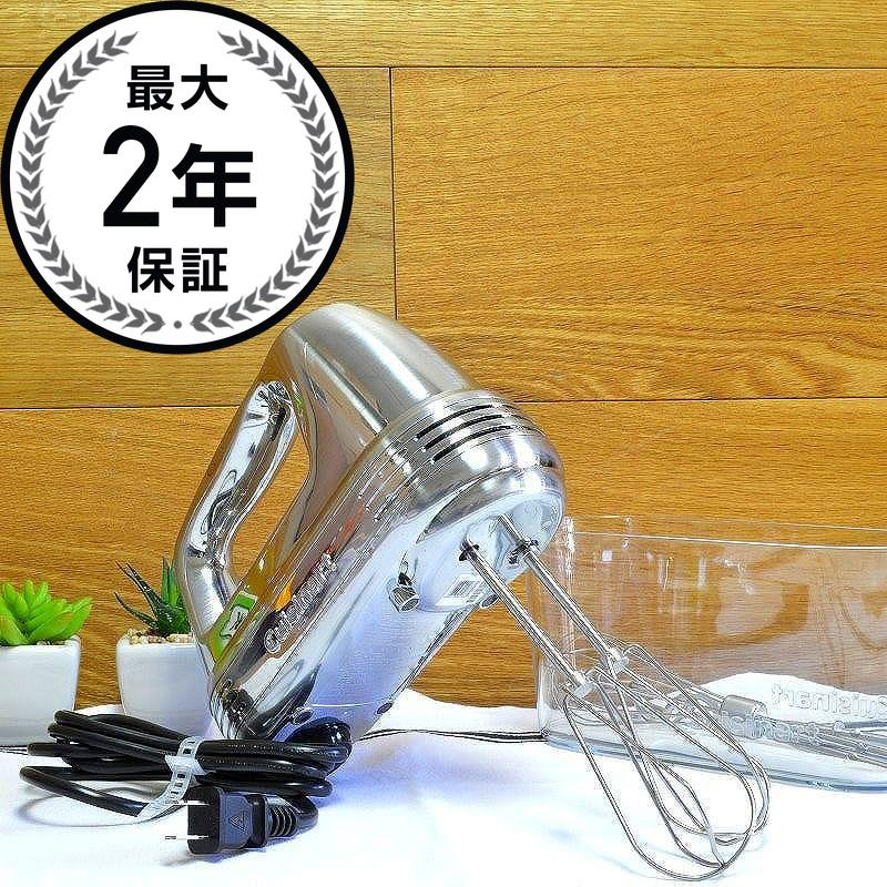 クイジナート ハンドミキサー 9段階切替 ステンレス Williams-Sonoma Cuisinart 9-Speed Handmixer HM-90SWS 家電
