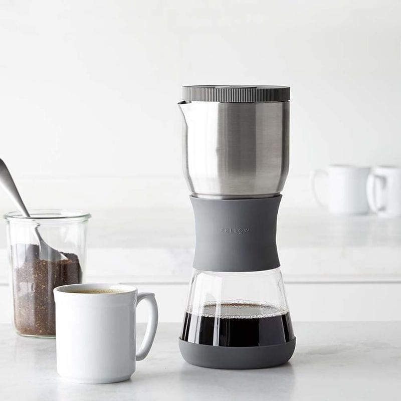 コーヒーメーカー Fellow Duo Pour-Over Coffee Maker 家電