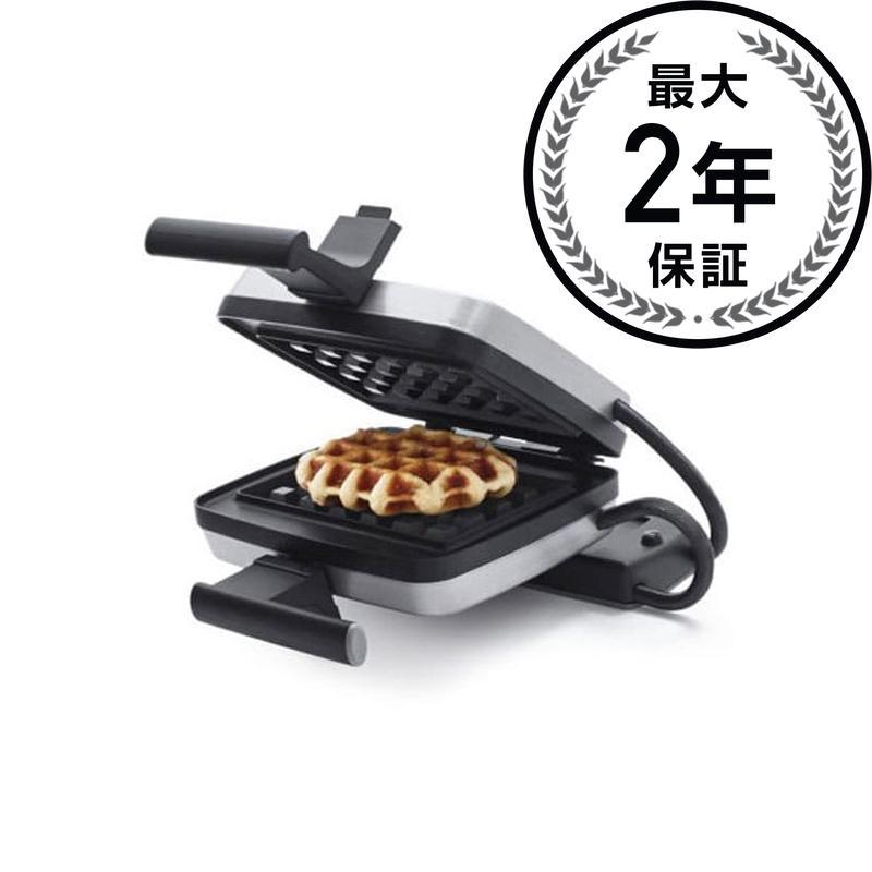 トラディショナル ベルギー ワッフルメーカーCroquade Waffle Maker U11000