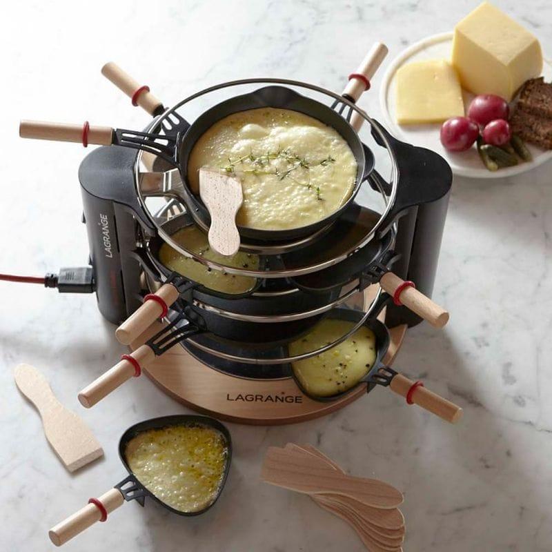 ラクレット タワー チーズ ラグランジュ Lagrange Raclette Evolution Cheese Tower 家電
