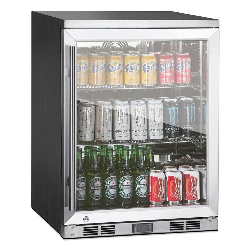 アンダーカウンター ビルトイン 冷蔵庫 キングスボトル KingsBottle Under Counter Beverage Cooler KBU【代引不可】 家電