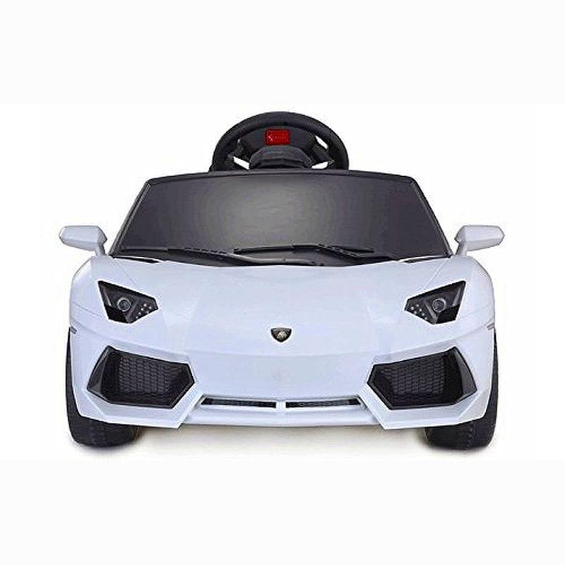 【組立要】ランボルギー二 子供用電気自動車 電動カー Lamborghini Aventador 6V Ride On Kids Battery Powered Wheels Car 家電