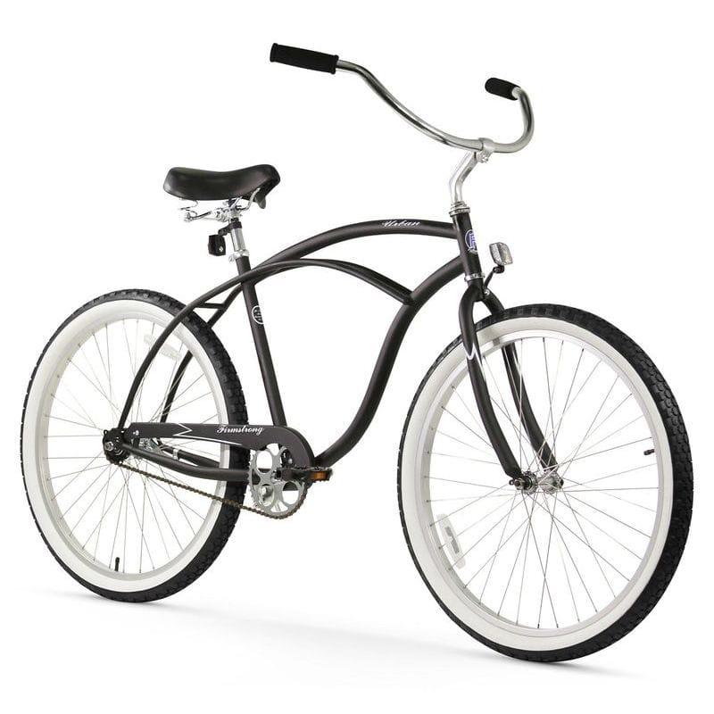 ビーチクルーザー 男性用 自転車 Firmstrong Urban Man Beach Cruiser Bicycle