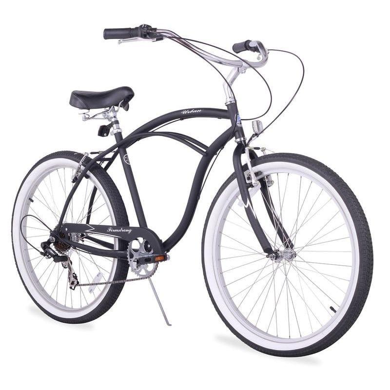 ビーチクルーザー 男性用 自転車 26インチ 3段階 変速ギア Firmstrong Urban Man Beach Cruiser Bicycle 26
