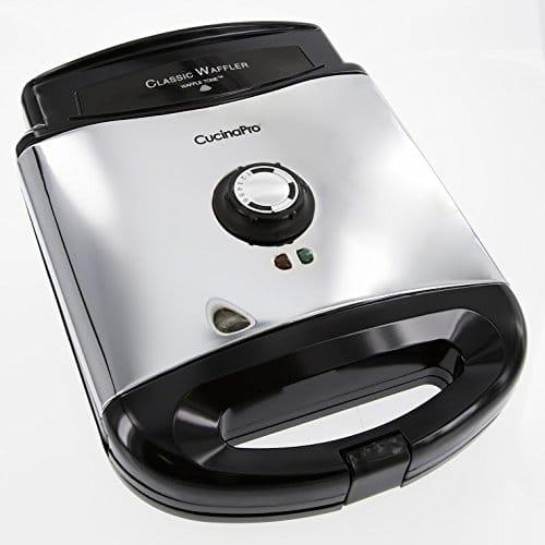 クッチーナプロ ワッフルメーカー スクエア 4枚焼き CucinaPro 1473 Non-Stick Four Square Waffle Maker 家電