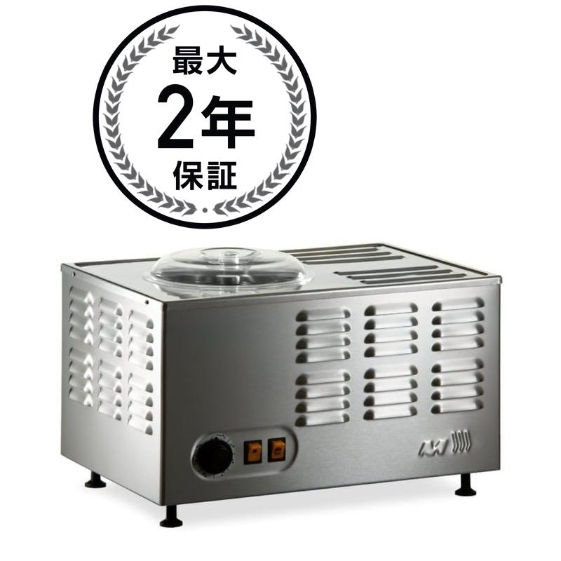 【送料無料】 レロ 業務品質 アイスクリームメーカー 容量約2L Lello Musso Pola 5030 Dessert Maker 家電