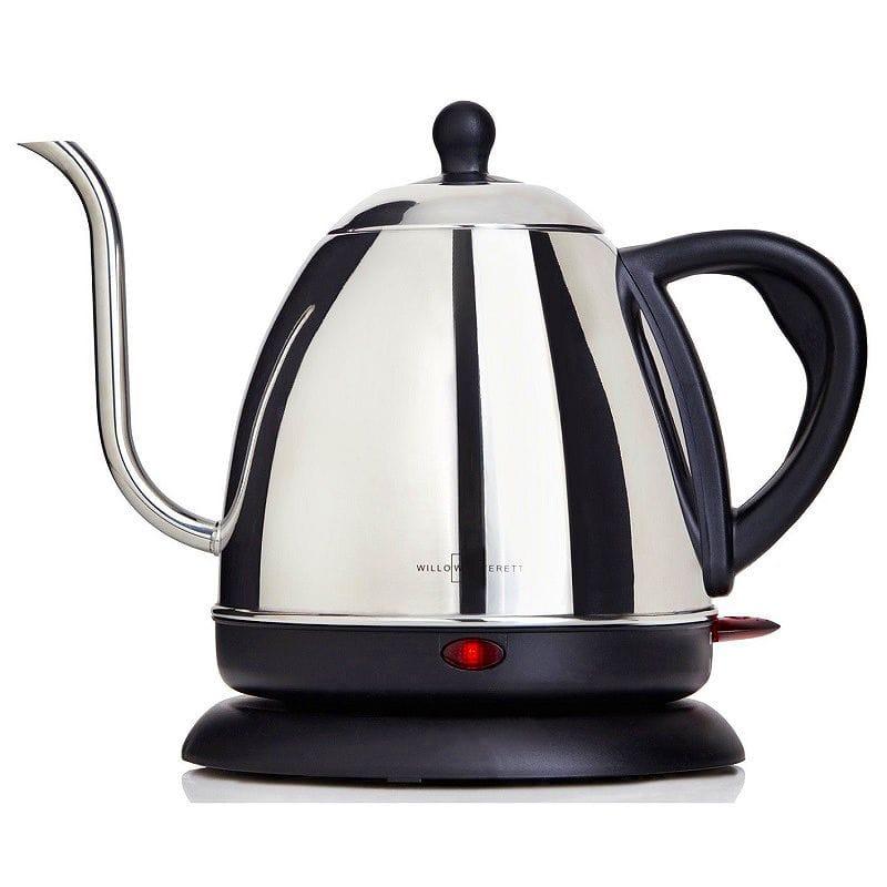 グースネック 電気ケトル ドリップ 1.0LElectric Gooseneck Kettle for Pour Over Coffee and Tea 1L Electric Drip Kettle Teapot 家電