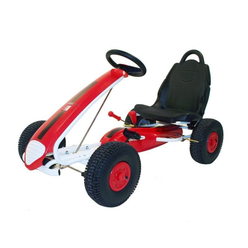 ケトラー 子供用ペダルカー Kiddi-o by Kettler Aero Air Tire Pedal Car 9981-700
