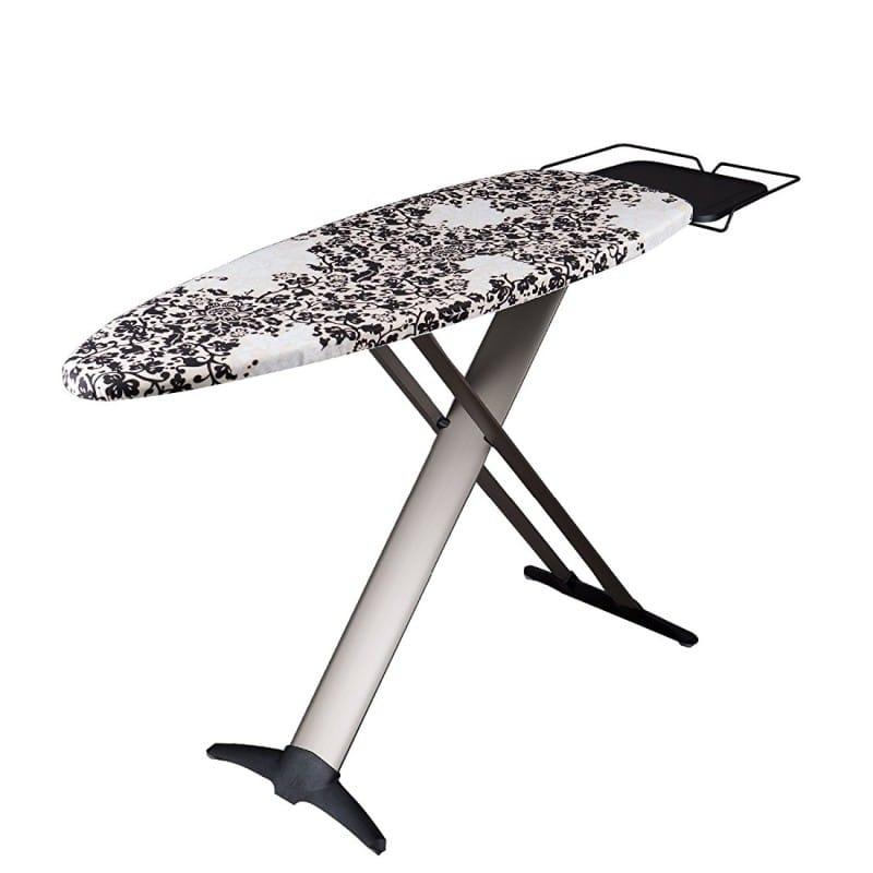 アイロン台 高さ調節可 Bartnelli 51x19-Inch Multi layered T-Leg Extra Wide Ironing Board