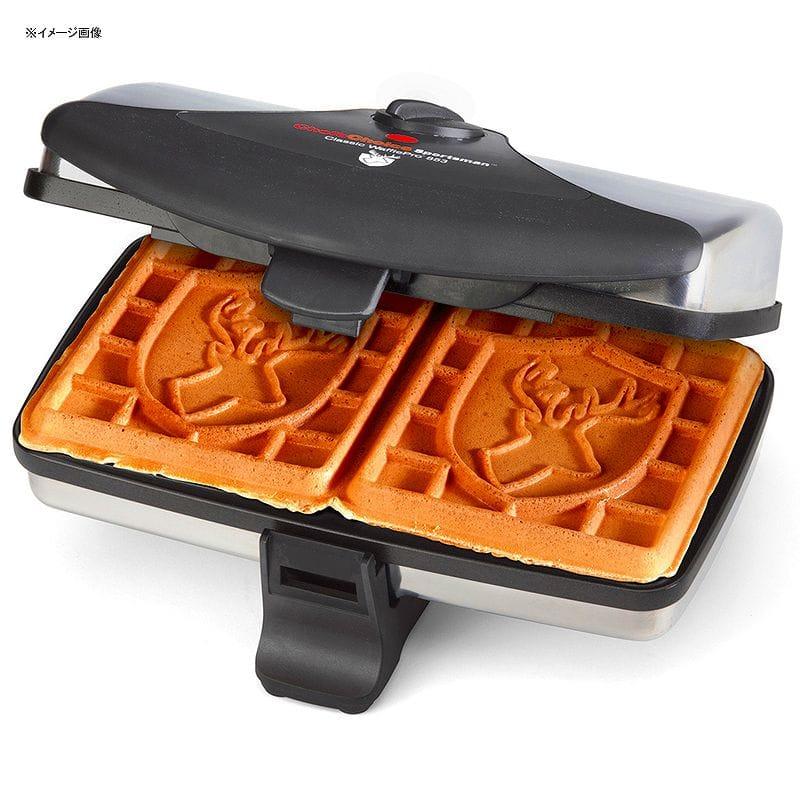 クラシックワッフルメーカー シカ シェフズチョイス 鹿 Chef's Choice Sportsman Classic WafflePro Model 853 家電