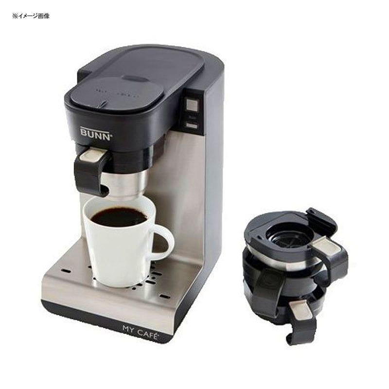 ティーバッグやカフェポッドも使える シングルカップ コーヒーメーカー パーソナル BUNN MCU Single Cup Multi-Use Home Coffee Brewer 家電