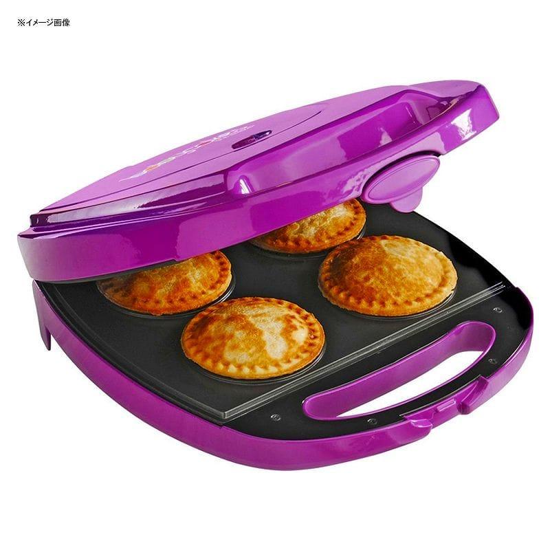 ベビーケーキ ミニパイメーカー 4個 BabyCakes Non stick Coated Pie Maker 家電