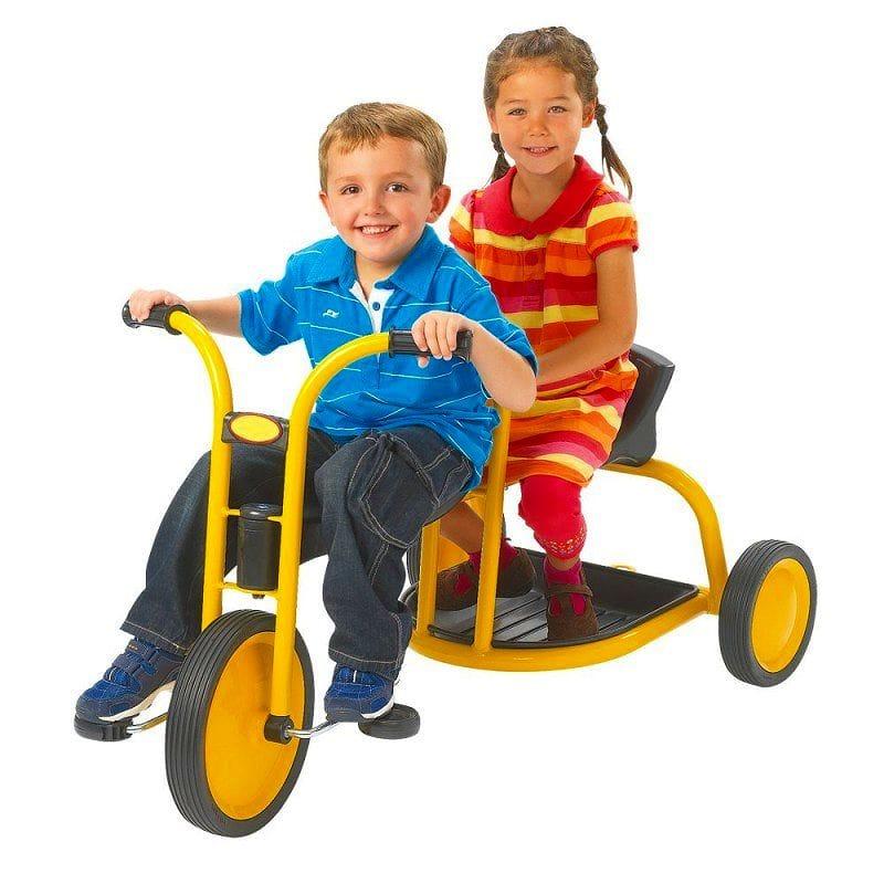 タンデム トライク 子供用三輪車 2人乗り 双子 MyRider Tandem Tricycle AFB3700