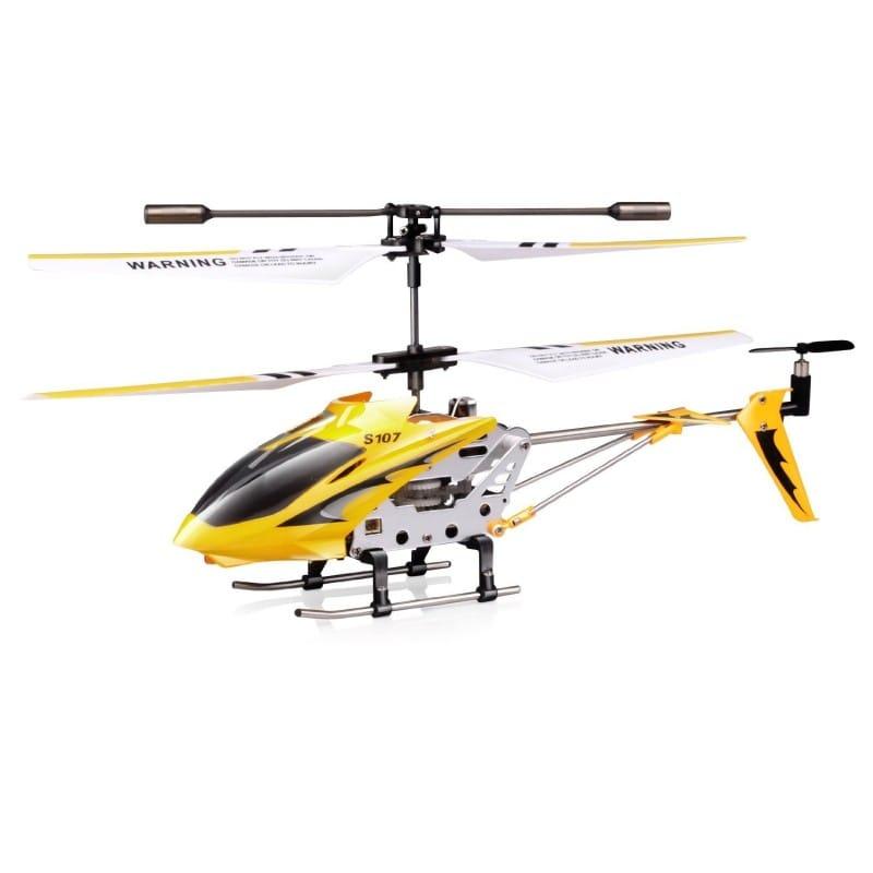 ラジコン ヘリコプター Syma S107/S107G Phantom 3CH 3.5 Channel Mini RC Helicopter with Gyro